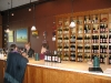 Ilene Landes in the tasting room of Brick Arch Winery on the site of former West Branch, Iowa post office.