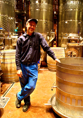 City Winery's Resident Winemaker, Robert Kowal