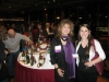 Terri Savaryn of Sovereign Estate Winery Winery and Amy Abt of Harvest Public Relations.