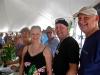 Kathy, Karen, Mike de Schaaf, Tom and Chuck, Hickory Creek Winery